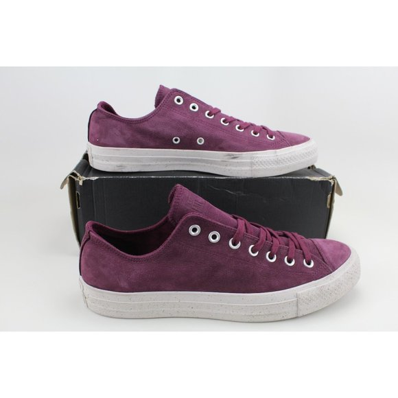 Mens Chuck Taylor All Star OX Dark Sangria 159186C